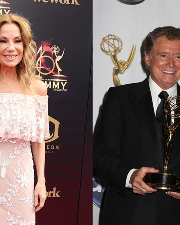 Kathie Lee Gifford, Regis Philbin