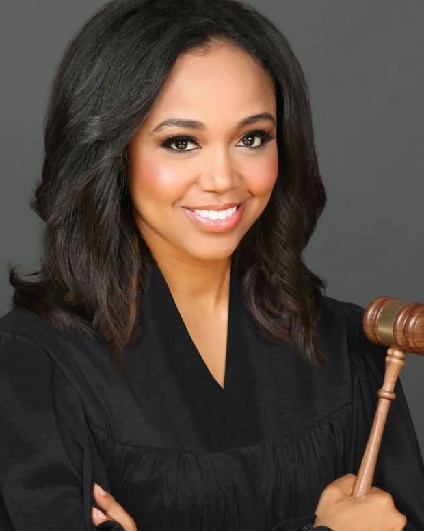 Judge Faith Jenkins