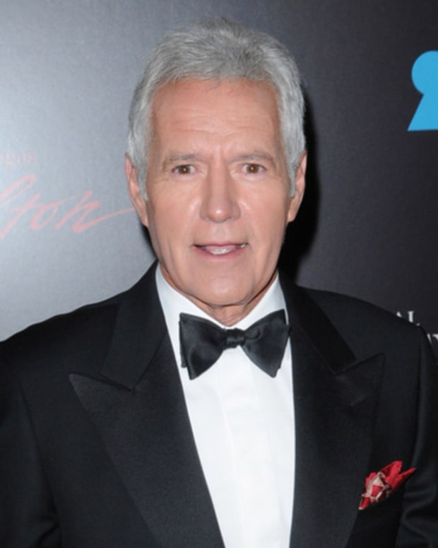 Alex Trebek Small