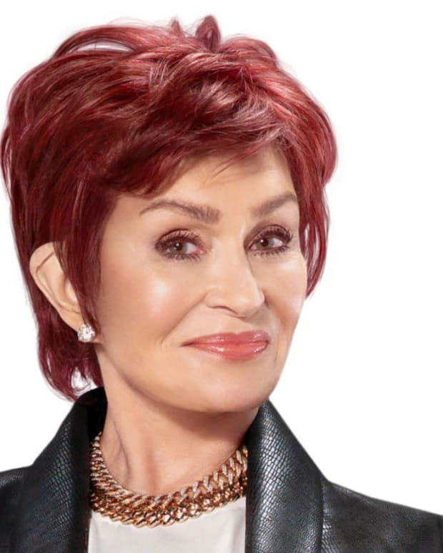 Sharon Osbourne Tiny Pic
