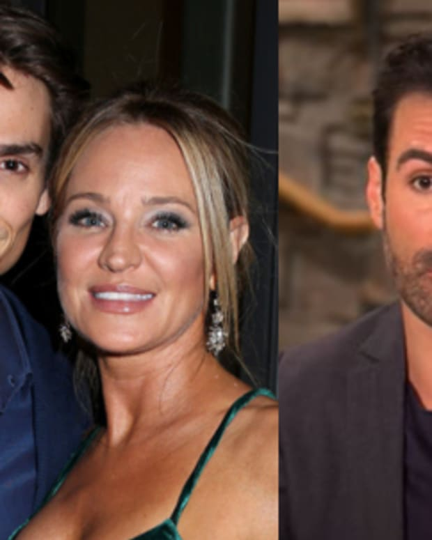 Mark Grossman Sharon Case Jordi Vilasuso