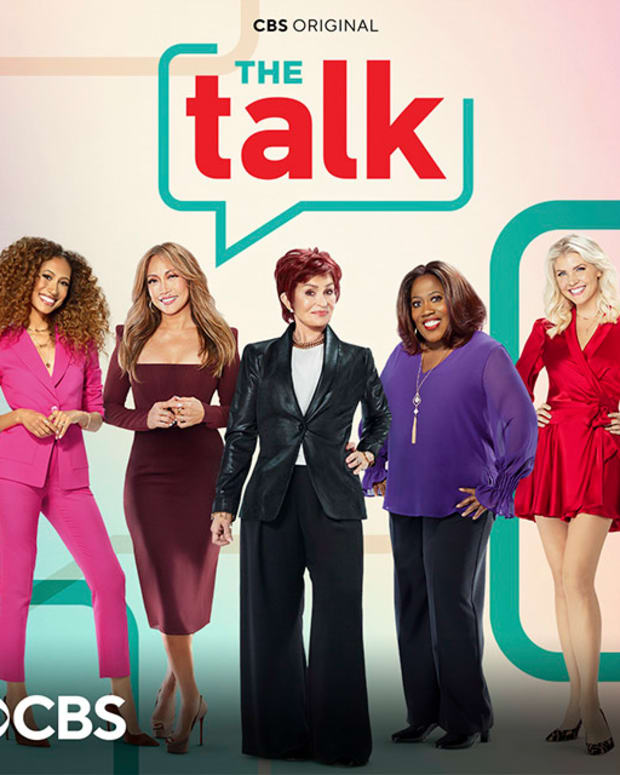 The Talk 2020-2021 Hosts