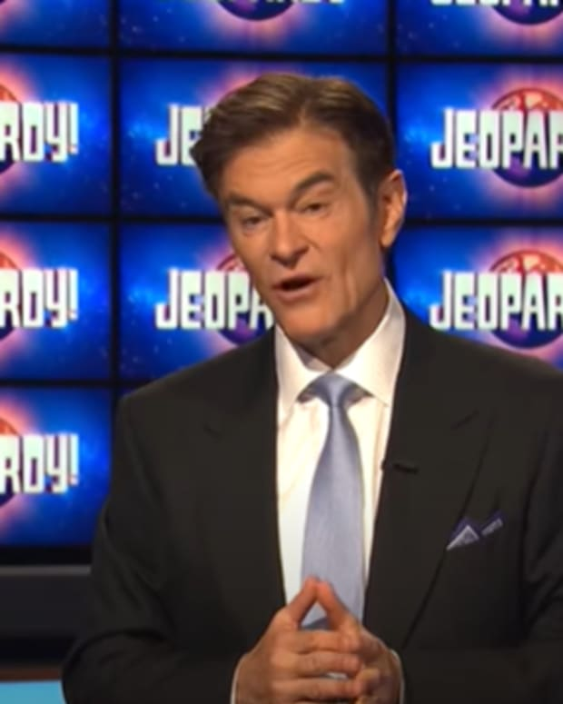 Dr. Oz jeopardy