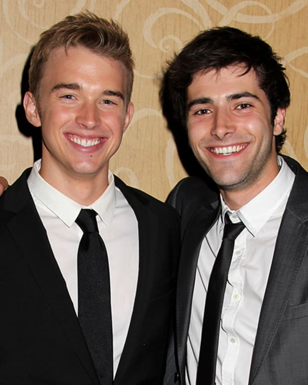 Chandler Massey, Freddie Smith Jr.