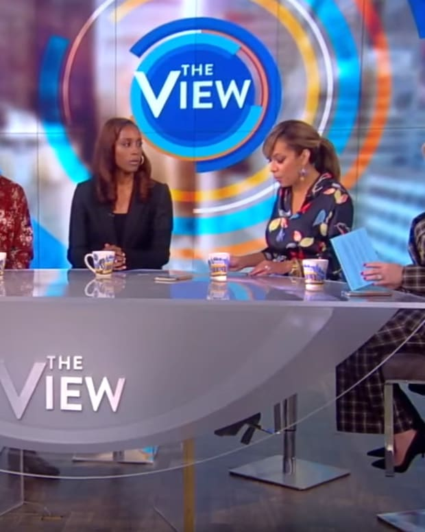 Issa Rae The View