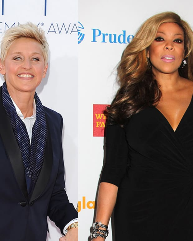 Ellen, Wendy Williams