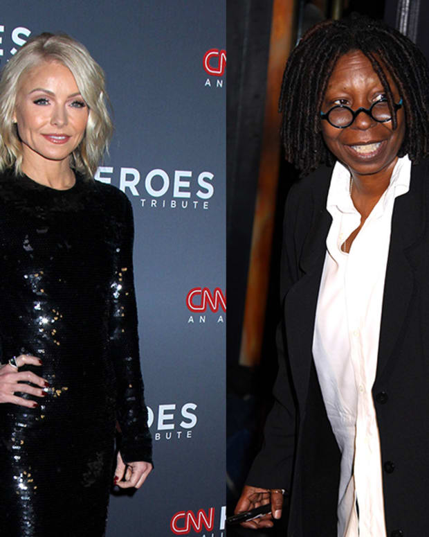 Kelly Ripa, Whoopi
