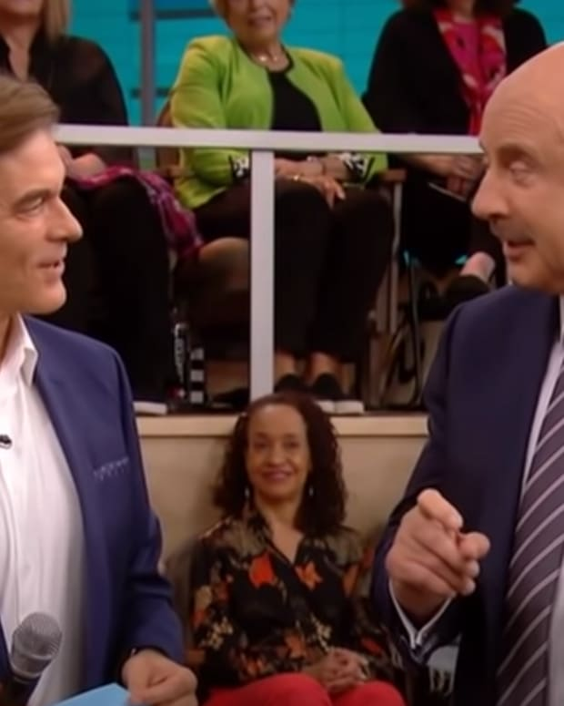 Dr. Oz and Dr. Phil