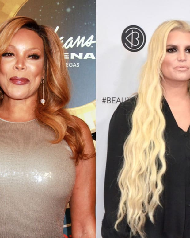 Wendy Williams, Jessica Simpson