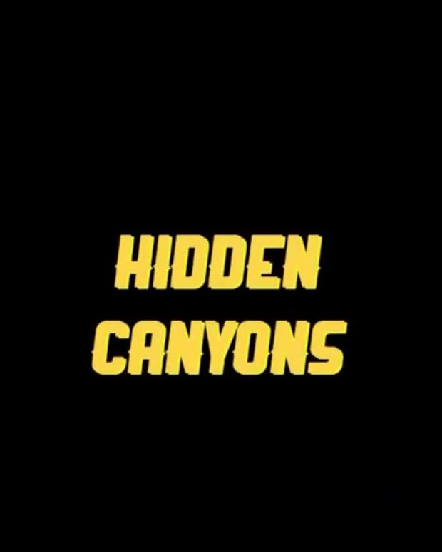 Hidden Canyons