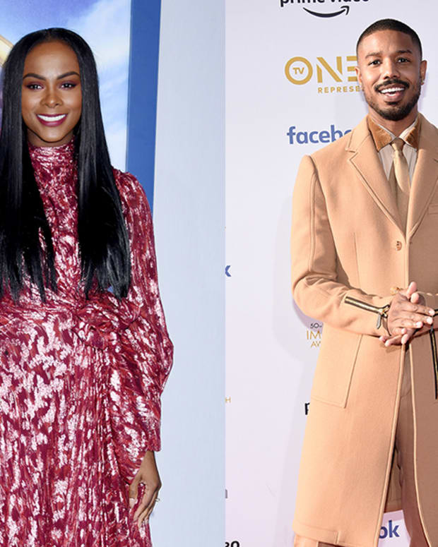 Tika Sumpter, Michael B. Jordan