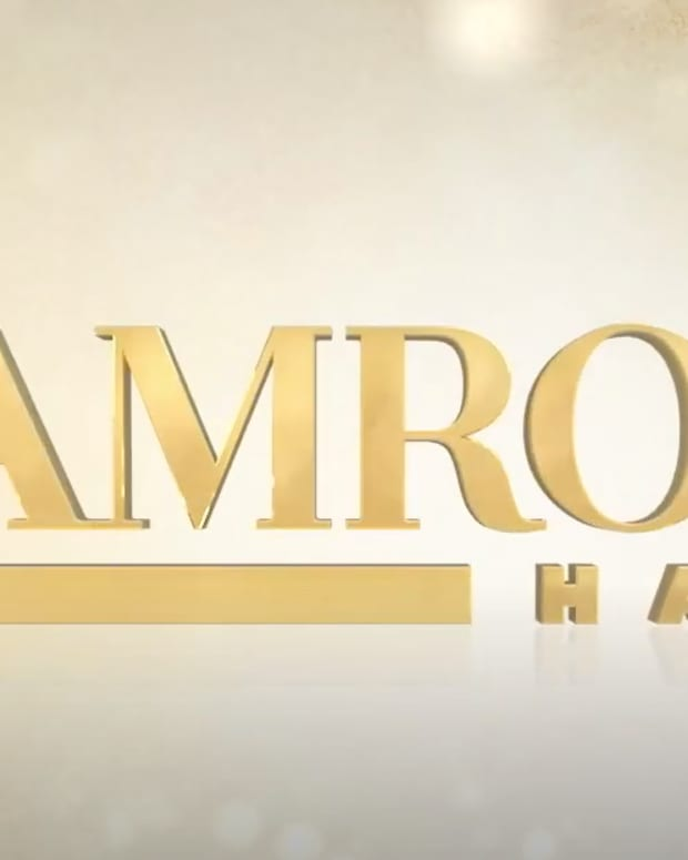 Tamron Hall logo