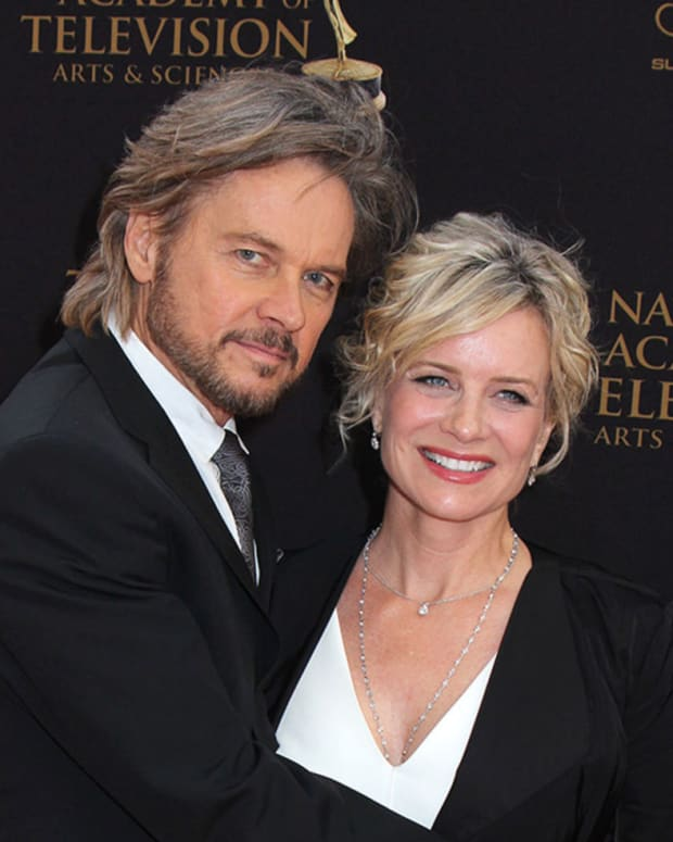 Stephen Nichols Heads Back To Days Of Our Lives Daytime Confidential