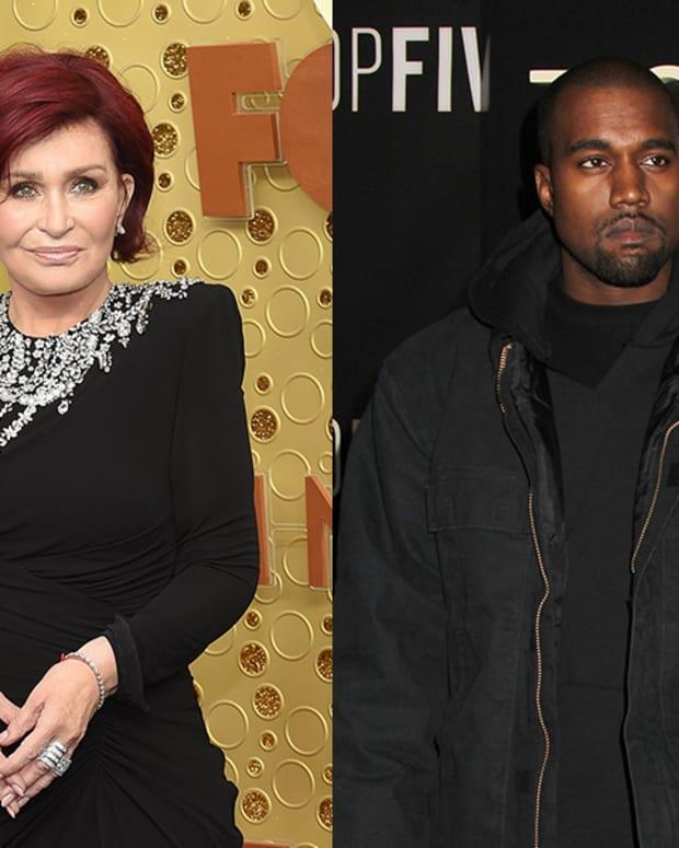 Sharone Osbourne, Kanye West