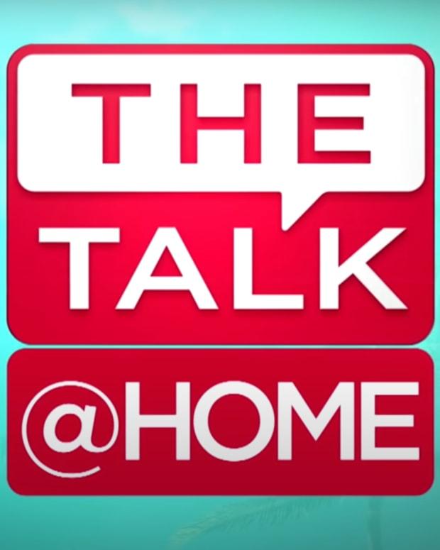 The Talk @ Home Logo