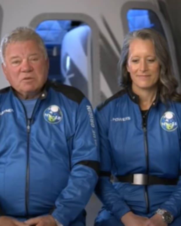 William Shatner Crew