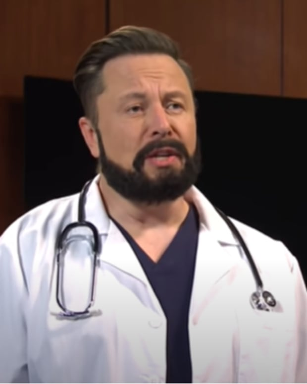 Gen Z Hospital SNL Elon Musk