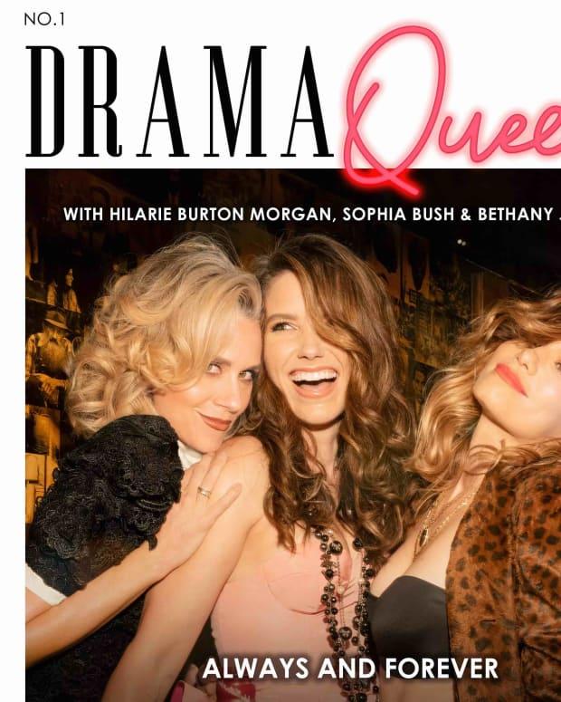 DRAMA Queens_iHR Podcast logo