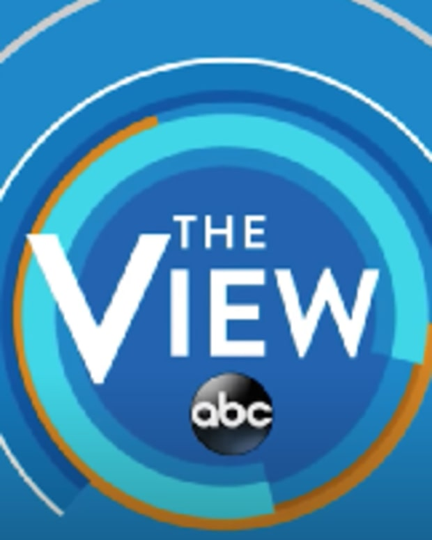 The View logo small