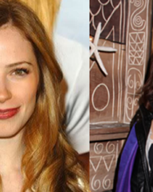 Jaime Ray Newman and Brittany Allen small