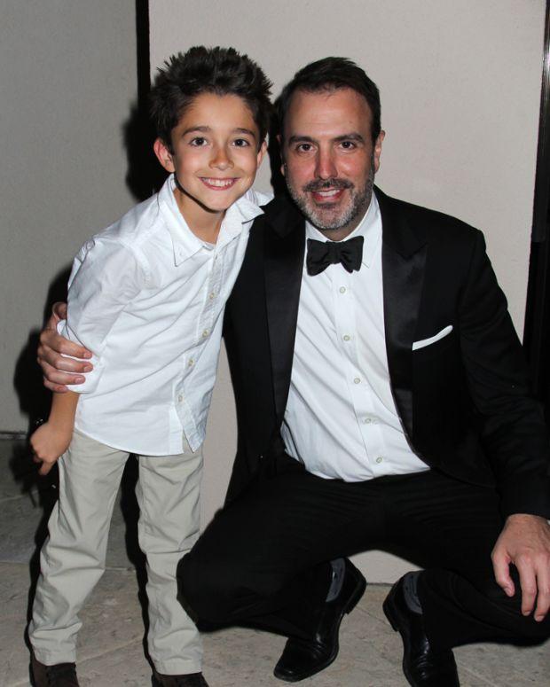 Nicholas Bechtel and Ron Carlivati