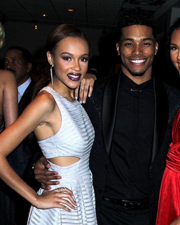 Reign Edwards, Rome Flynn, Felisha Cooper