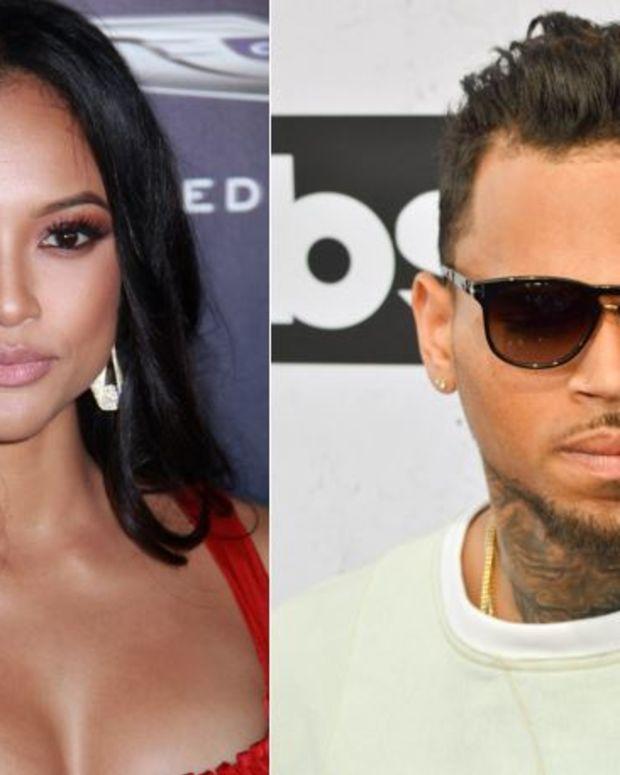 Karrueche Tran, Chris Brown