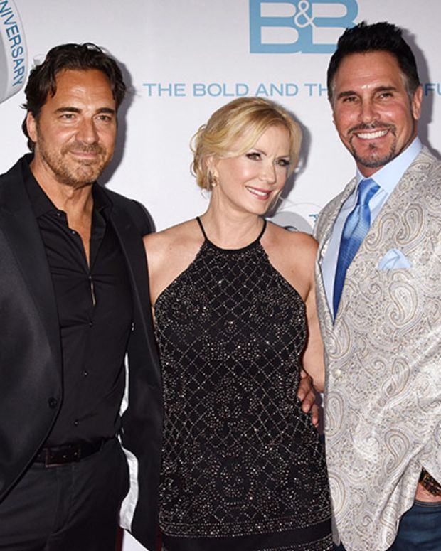 Thorsten Kaye, Katherine Kelly Lang, Don Diamont 01