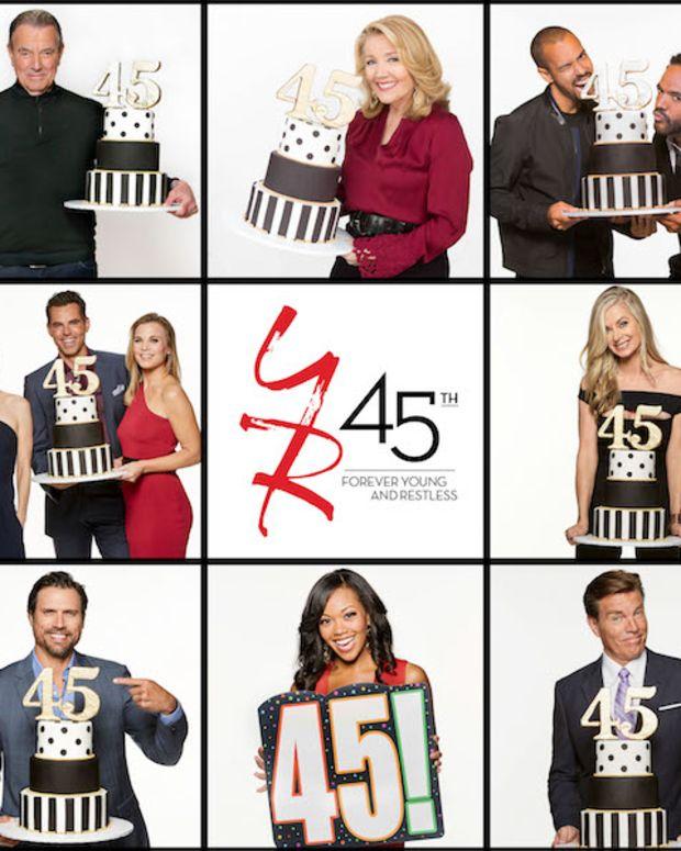Y&R 45th