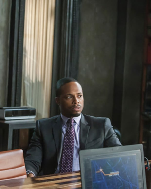 Scandal, Cornelius Smith Jr.