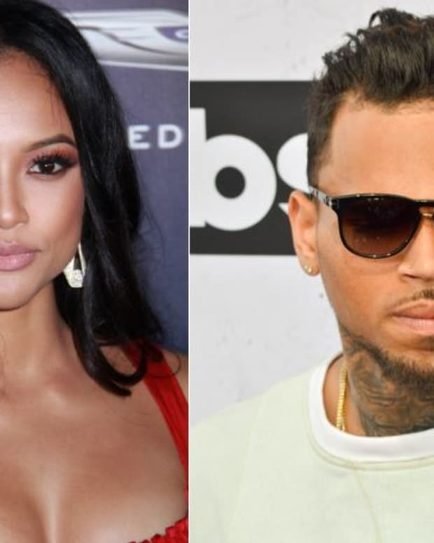 Karrueche Tran, Chris Brown