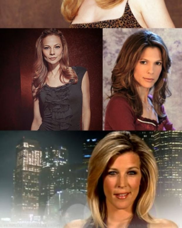 which actresses have played carly on general hospital