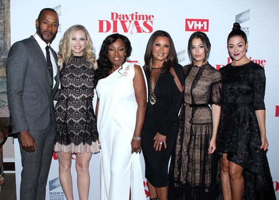 McKinley Freeman, Fiona Gublemann, Star Jones, Vanessa Williams, Chloe Bridges, Camille Guaty