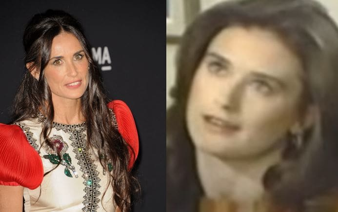 Demi Moore Returns to Soaps - Daytime Confidential