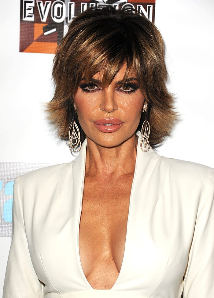 Lisa Rinna Returns To Days Of Our Lives - Daytime Confidential-4708