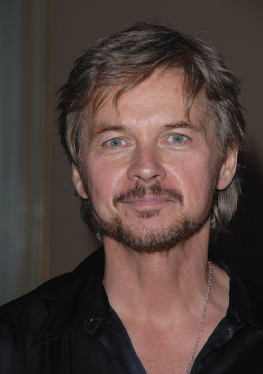 Stephen Nichols In William Russ Out As Y R S Tucker Mccall Daytime Confidential Russ on 20th october, 1950 in portsmouth, virginia, usa, he is famous for alan matthews, boy meets world. stephen nichols in william russ out as