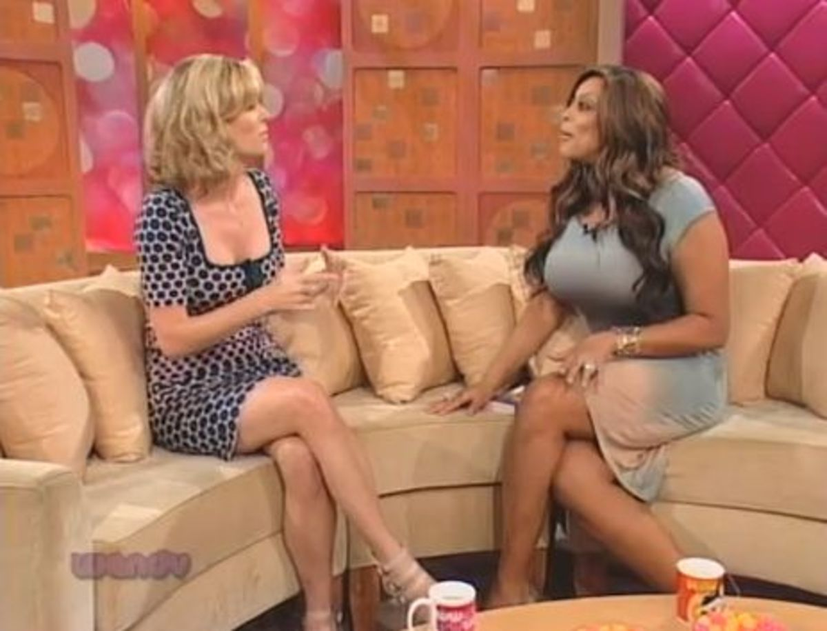 Eileen Davidson, Wendy Williams