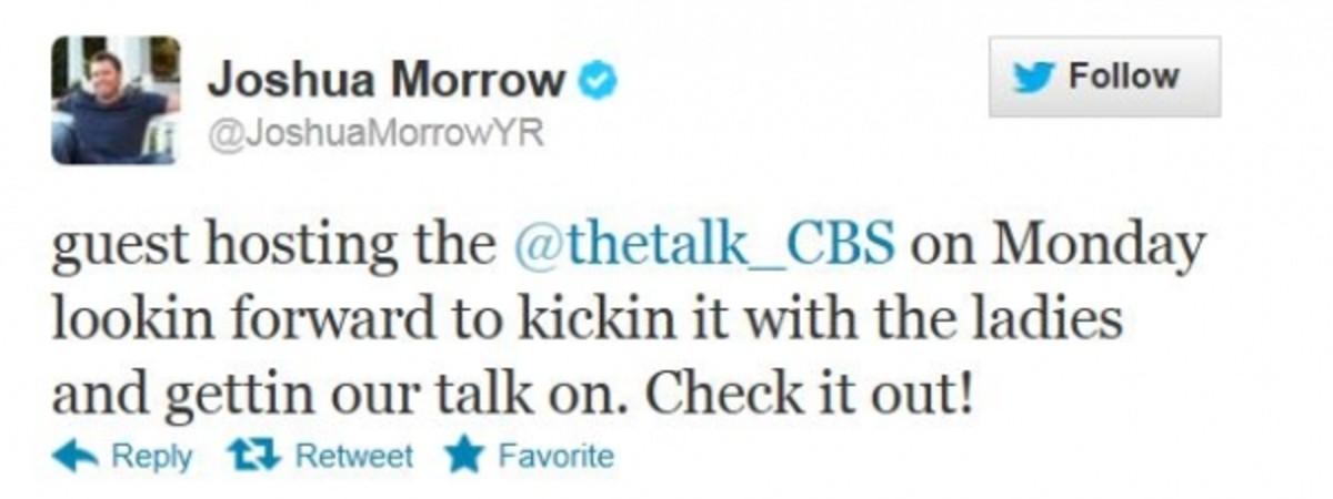Josh_Morrow_s_Talk_Tweet