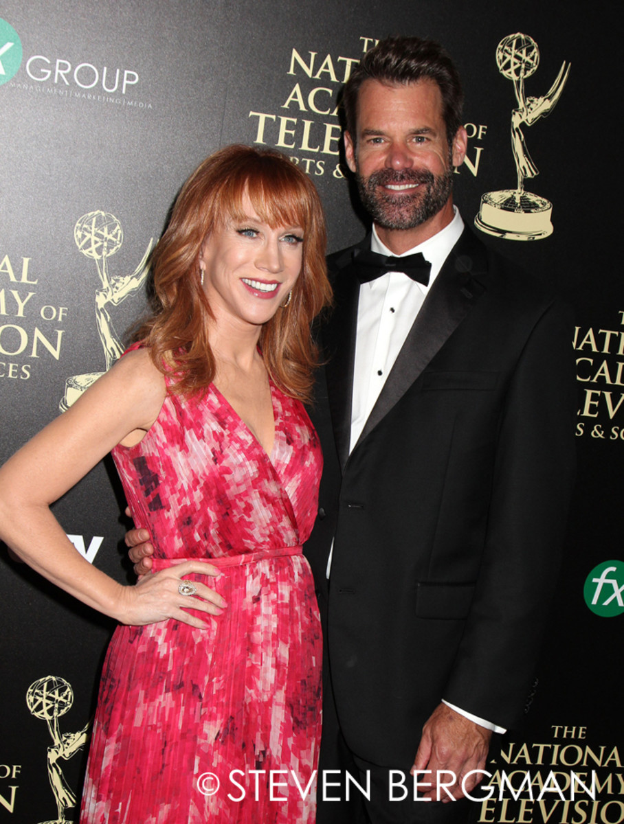 Kathy Griffin, Tuc Watkins