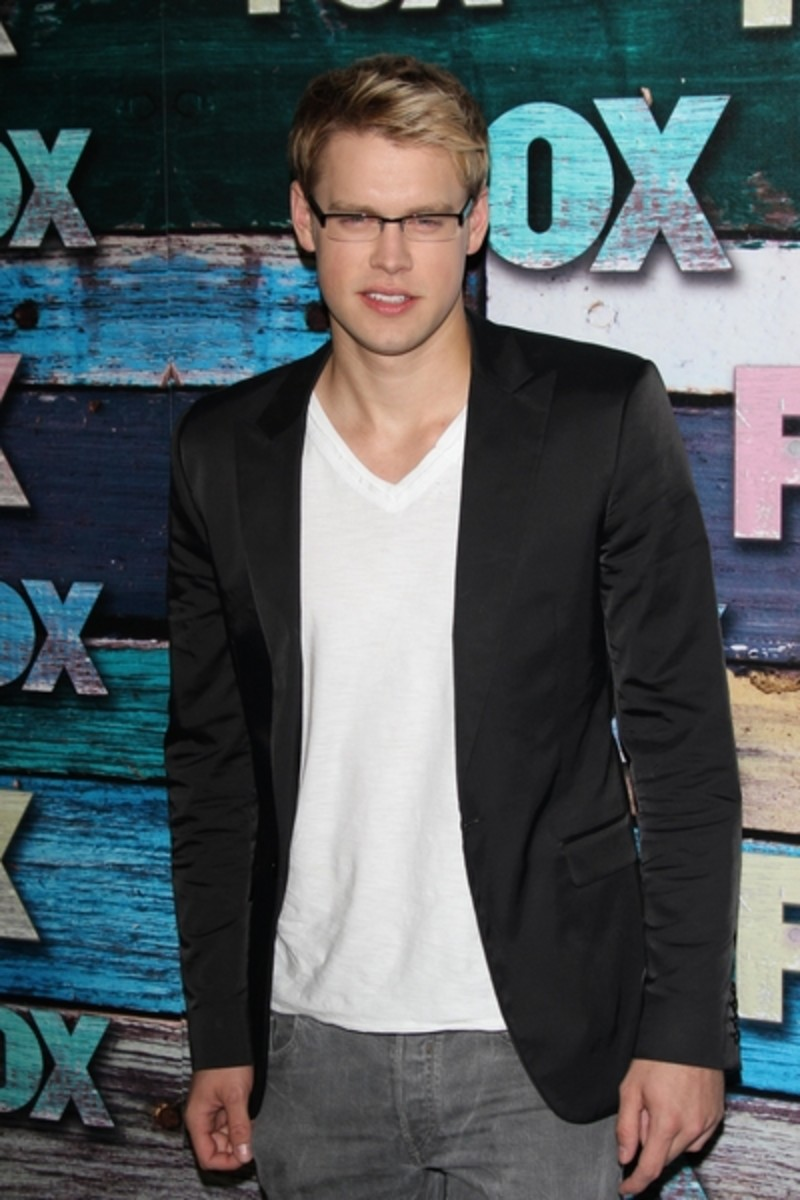 Chord Overstreet Officially Returns to Glee as Series