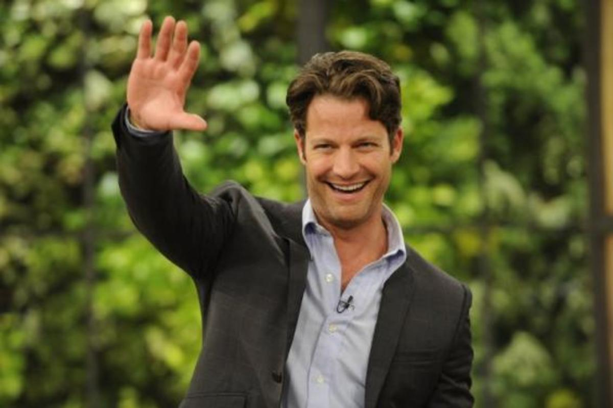 Nate Berkus Hospitalized With Appendicitis Daytime
