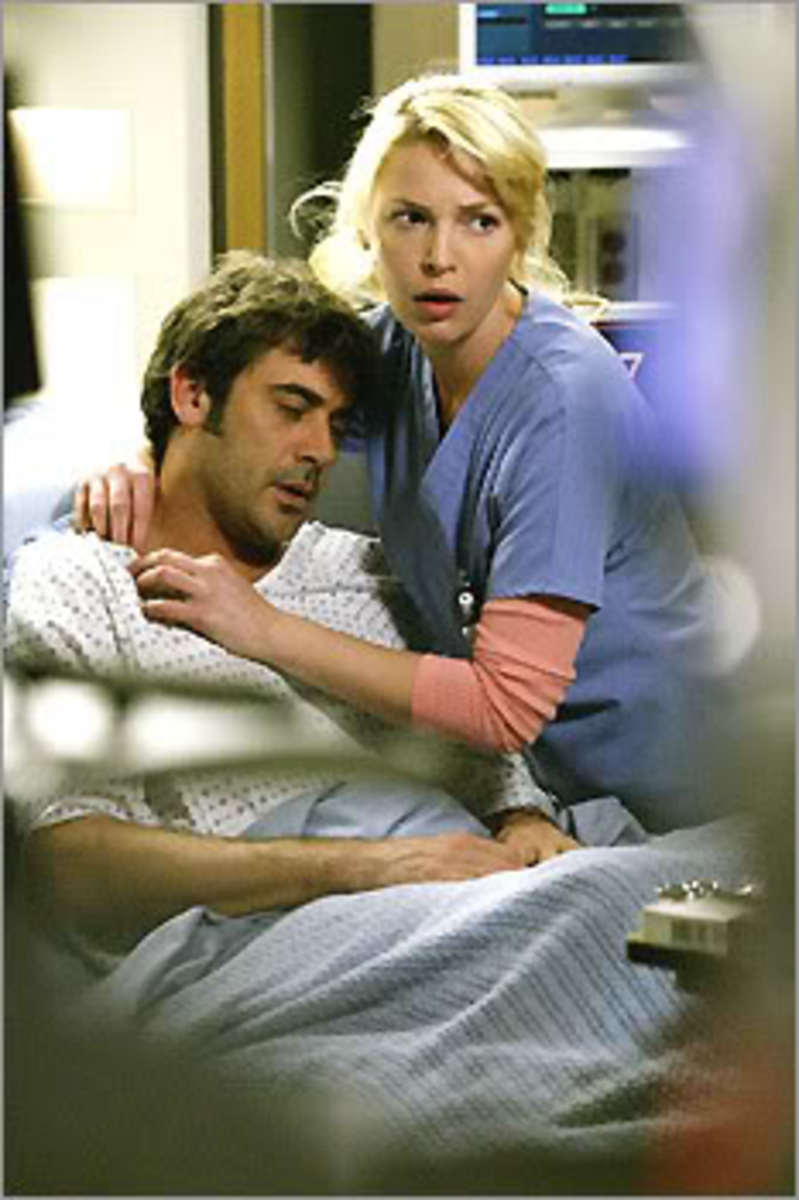 Is Grey\'s Anatomy Ripping Off General Hospital\'s Ghostmance ...