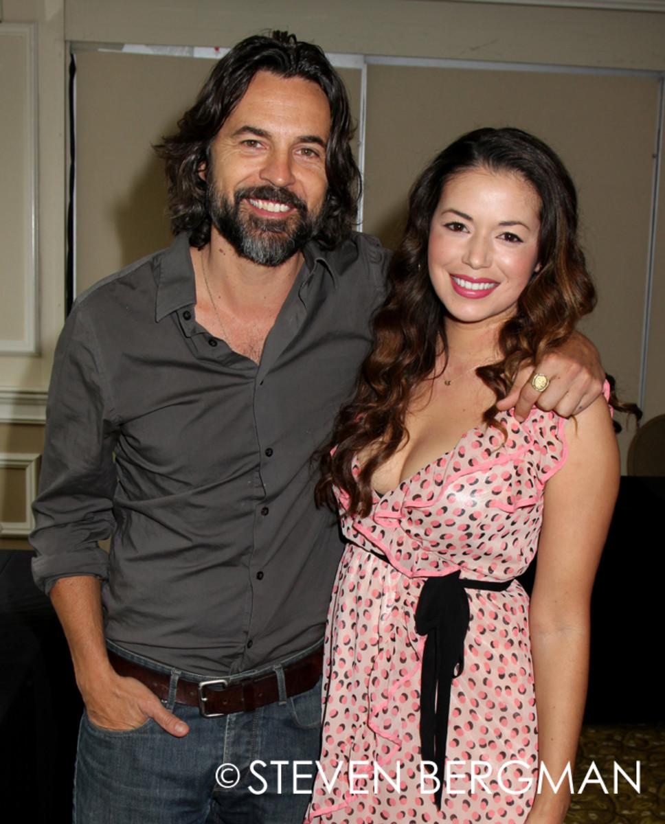 Jeffrey Vincent Parise, Teresa Castillo