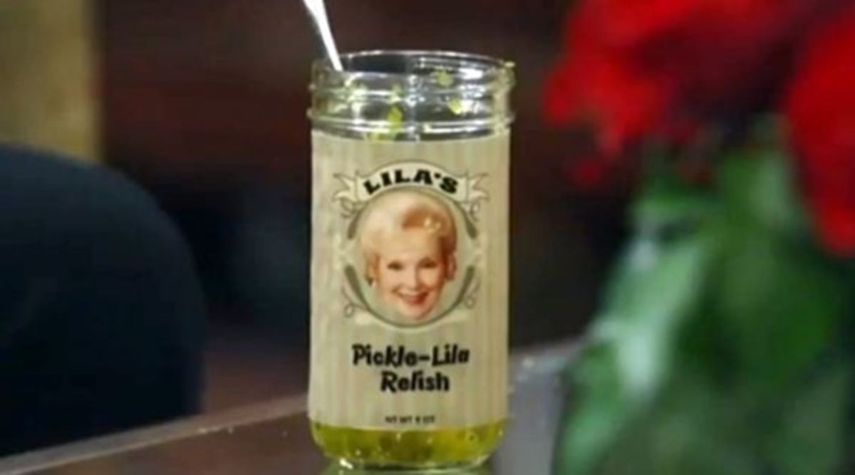 Pickle-Lila