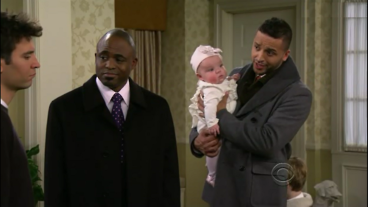 Wayne Brady Returns to How I Met Your Mother - Daytime Confidential