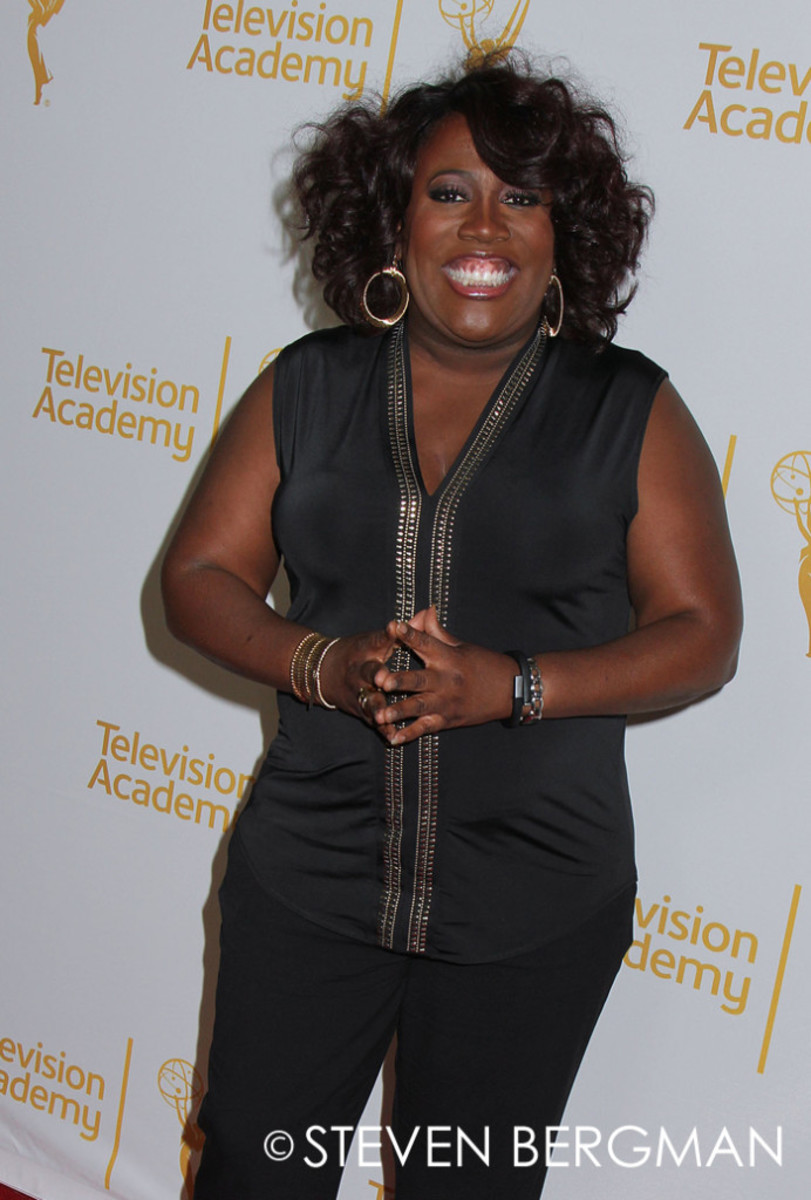 Sheryl Underwood On The Talk Vs The View Theres Enough
