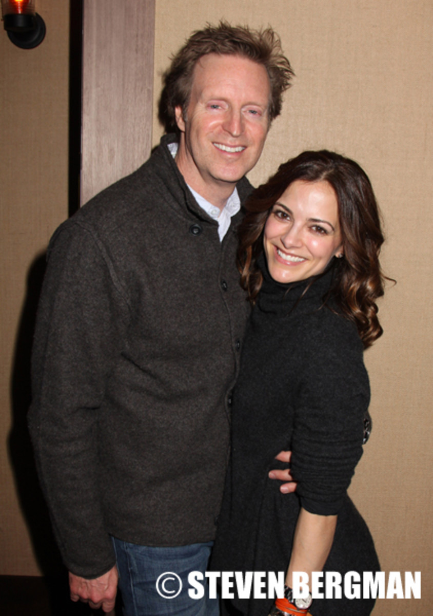 rebecca budig and husband welcome baby daughter