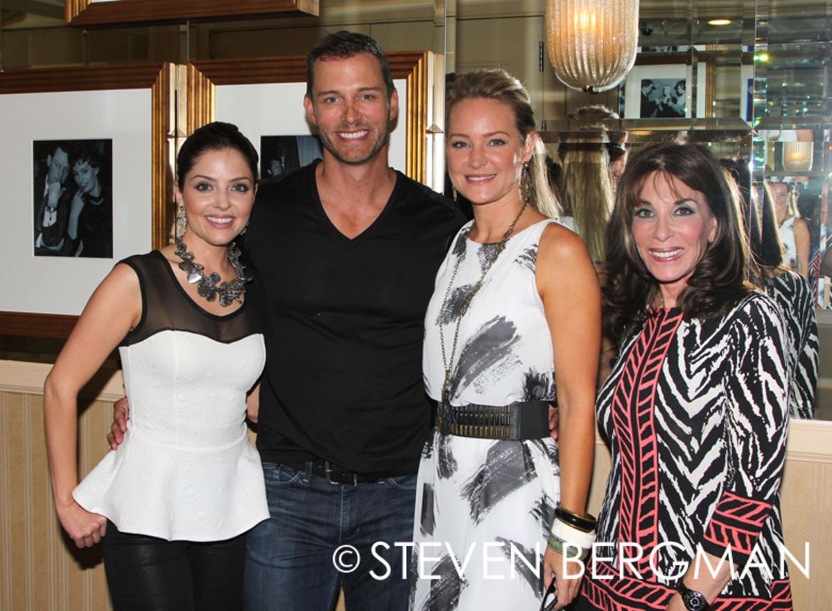 Jen Lilley, Eric Martsolf, Sharon Case, Kate Linder