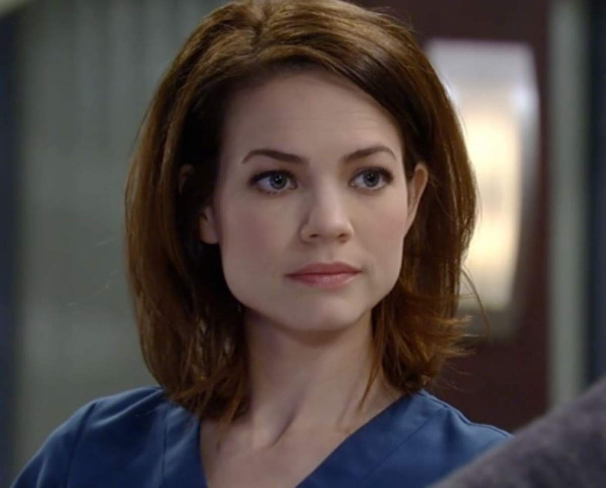 Rebecca Herbst Brings Liz Back to General Hospital on May ...