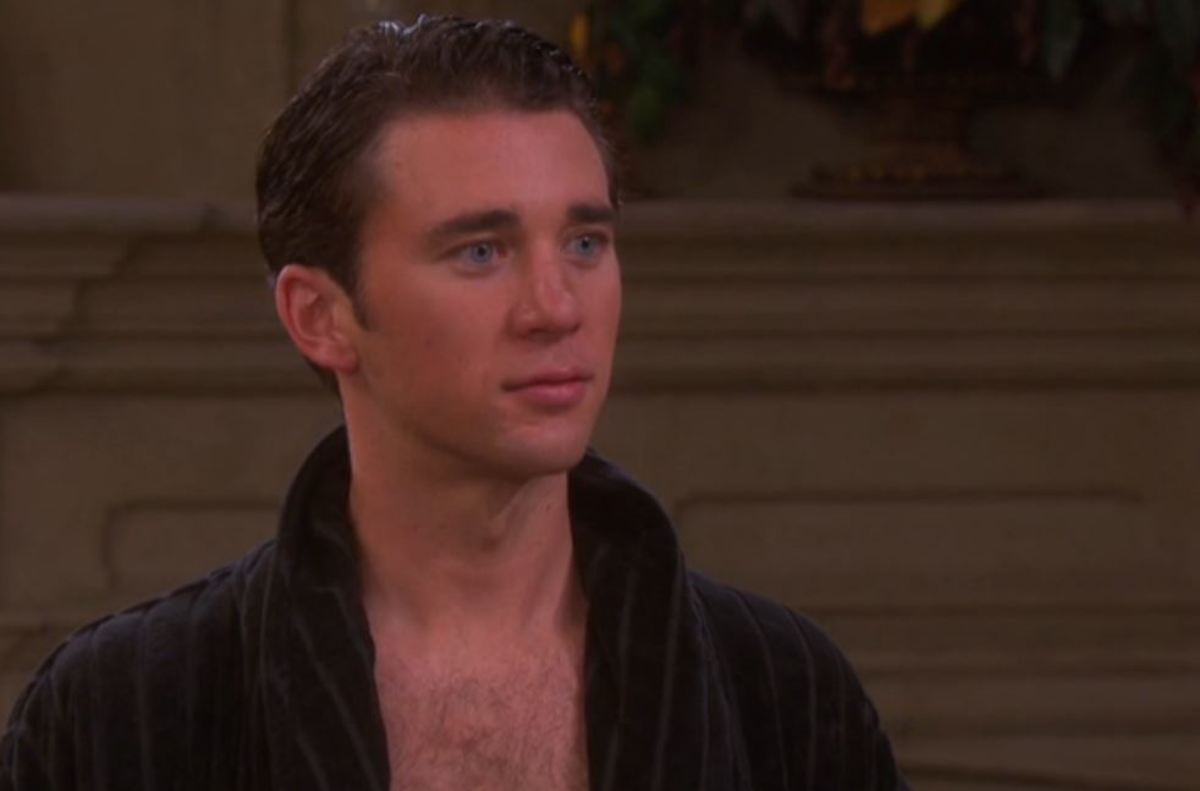days, Billy Flynn, Chad DiMera, Days of Our Lives